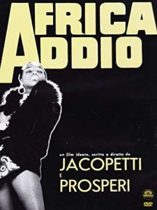 AFRICA ADDIO di Franco Prosperi e Gualtiero J…
