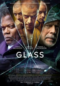 GLASS di M. Night Shyamalan