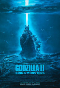 GODZILLA II – KING OF THE MONSTERS di Michael…