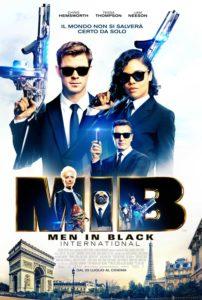 MEN IN BLACK: INTERNATIONAL di F. Gary Gray