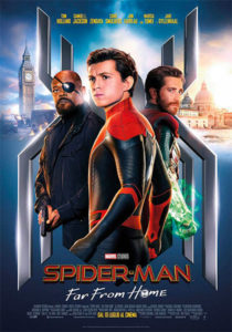 SPIDER-MAN: FAR FROM HOME di Jon Watts
