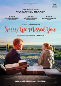 SORRY WE MISSED YOU di Ken Loach