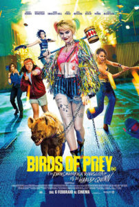 BIRDS OF PREY E LA FANTASMAGORICA RINASCITA D…